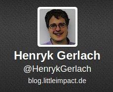 HenrykGerlach@Twitter